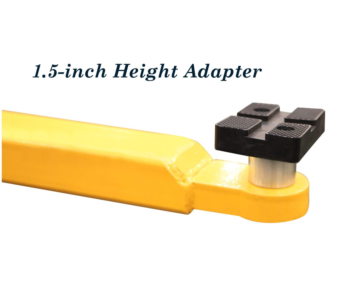 1.5 inch height adapter