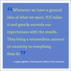 Client quote for blog