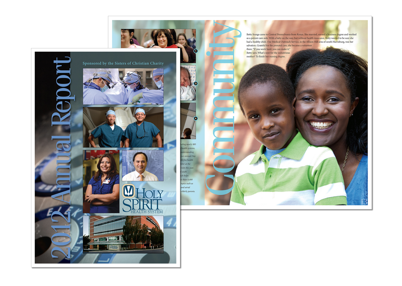 Holy Spirit Annual Report