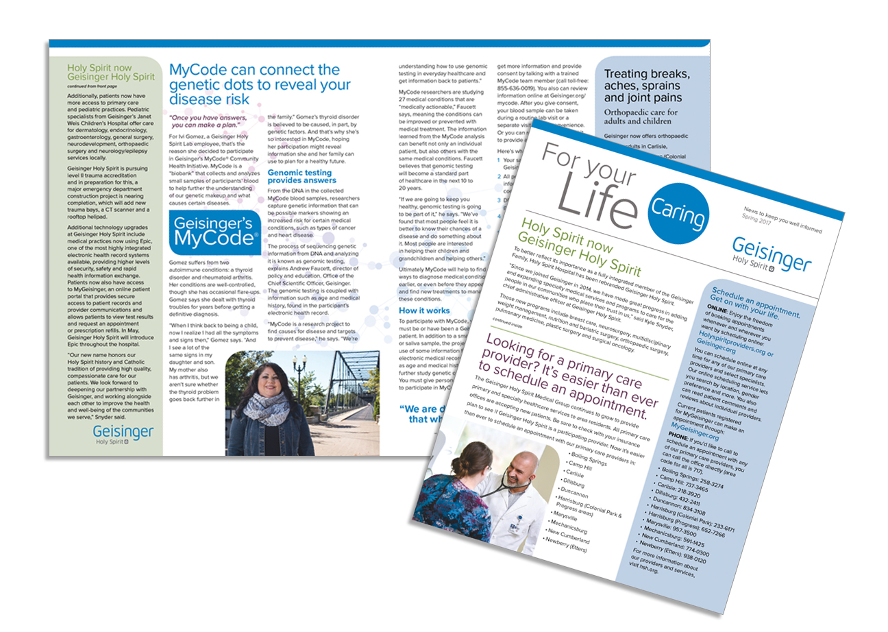 For Your Life Community Newsletter