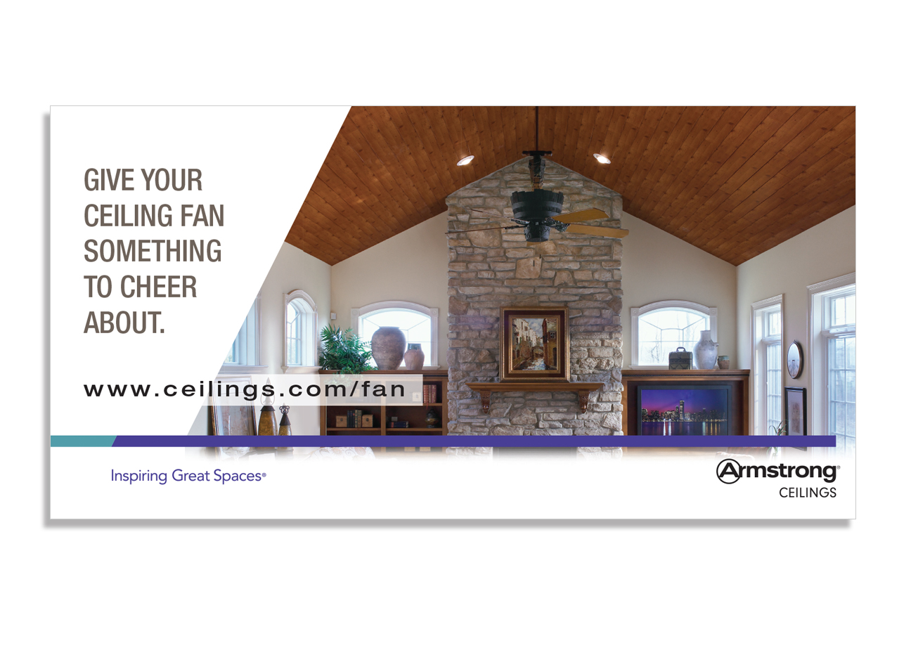 ad for armstrong ceilings