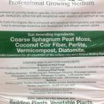 DTE Pro-Organic Mix 2.5cf Bag