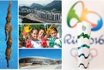 Olimpiade 2016 – Rio de Janeiro – Brasile