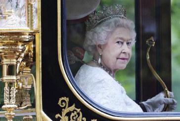La reina Isabel II celebra 65 años en el trono