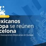 Los mexicanos en Europa se reúnen en Barcelona