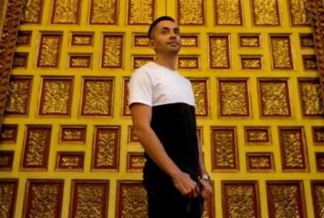 ROMA: Diego Falconi Trávez presenta De las cenizas al texto