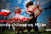 Fiestas patrias de Chile en Milán 2017