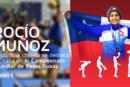 Rocío Muñoz: deportista chilena se destaca en el Campeonato Mundial de Pesas Rusas en Italia