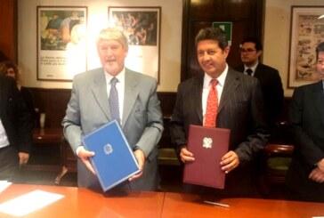 Italia y Ecuador firman un memorando sobre las pensiones de ecuatorianos