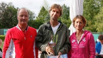 Sieger Herren 35 Landkreismeisterschaft Ebersberg 2013