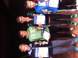 Sieger Knaben 14 Landkreismeisterschaft Ebersberg 2014