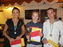 Sieger Damen Landkreismeisterschaft Ebersberg 2015