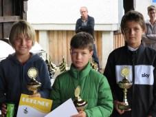 Sieger U12 männlich Landkreismeisterschaft Ebersberg 2015