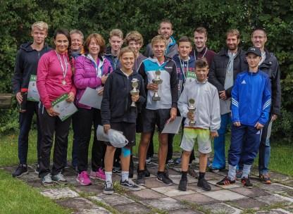 Sieger Landkreismeisterschaft Ebersberg 2017