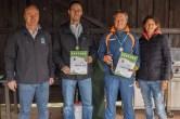 Sieger Herren 40 Landkreismeisterschaft Ebersberg 2017