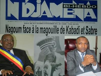 Motion de censure contre le gouvernement au Tchad: Nagoum va finalement livrer Pahimi aux députés