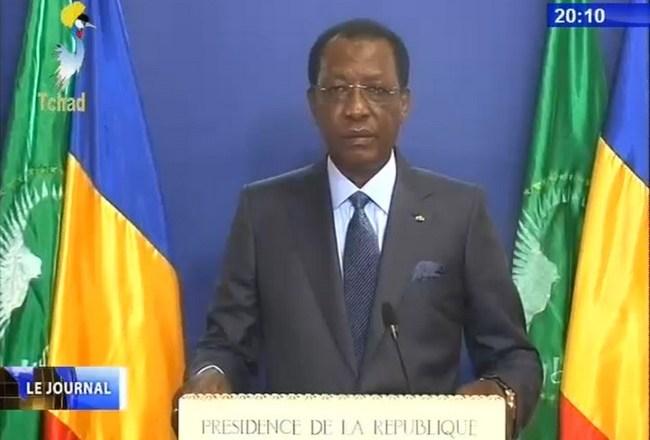 Vœux du nouvel an 2017 du Président Idriss Déby: un bilan économique nul pour l'année 2016 !