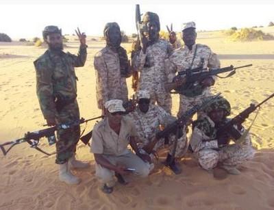 Tchad: vœux du nouvel an de la rébellion républicaine CCMSR