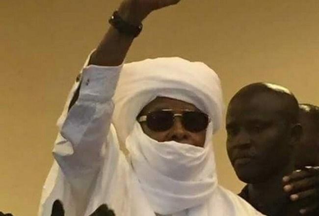 Covid-19: l'ancien président tchadien Hissein Habré libéré au Sénégal