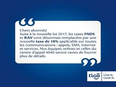 Tchad: une nouvelle taxe de 18% sur les appels, SMS et Internet