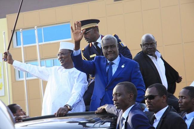 Tchad: Moussa Faki Mahamat lorgne-t-il le fauteuil présidentiel en 2021 ?