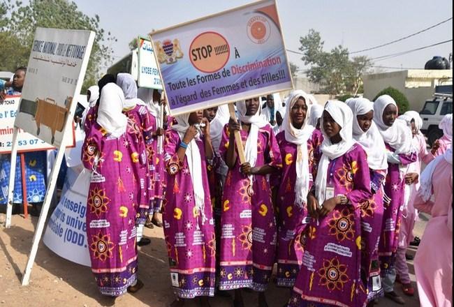 Tchad: Journée Internationale des Femmes célébrée à la Place de la Nation à N'Djaména