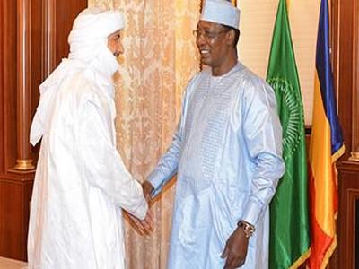 Une délégation du MNLA reçue à N'Djaména: encore une sous-traitance ? Mais quand est-ce qu'Idriss Déby va s'occuper des problèmes du Tchad ?