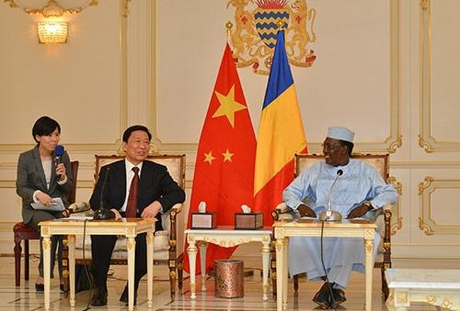 Le vice-président chinois annonce le financement de six projets au profit du Tchad