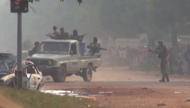 Centrafrique: une coalition des organisations de la société civile demande une enquête internationale contre Idriss Déby