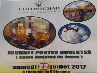 Tchad: première édition du Salon national du coton pour redynamiser la filière