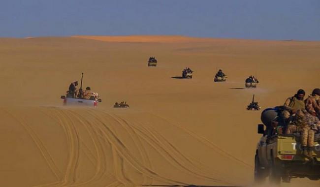 Des affrontements à Koufra entre les forces du maréchal Khalifa Haftar et des rebelles tchadiens dans le sud-est de la Libye