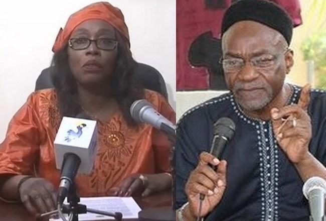 Tchad: le Député Saleh Kebzabo rappelé à l'ordre par Madeleine Alingué, Porte-parole du gouvernement