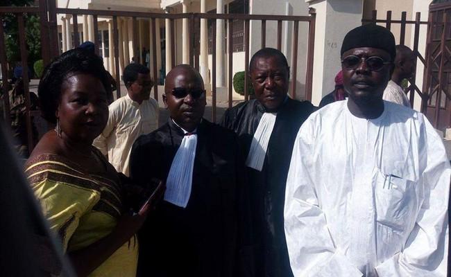 Au Tchad, le syndicaliste Djonga Arrafi convoqué devant un Conseil Supérieur de la Magistrature dont le mandat est arrivé à terme depuis une année