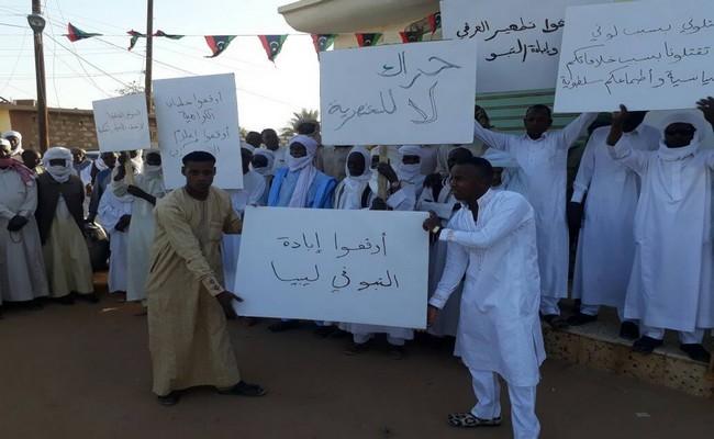 Libye: au moins 8 morts et 18 blessés  dans de violents affrontements à Sebha entre les Toubous et les Awad Souleiman
