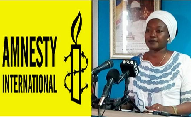 Amnesty international accusée d'avoir «bénéficié de la largesse des autorités tchadiennes»