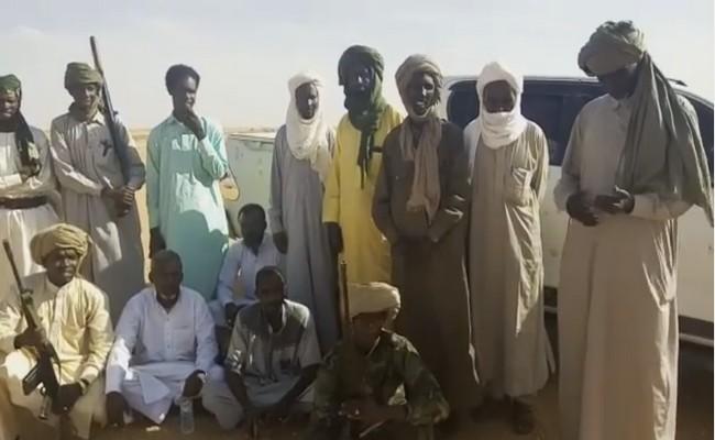 Le mouvement rebelle CCMSR libère les soldats de l'armée tchadienne faits prisonniers à Kouri Bougoudi