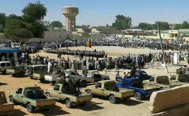 Tchad: 35 millions de FCFA dérobés lors d'un mystérieux braquage du trésor public de Faya-Largeau, où la tension est montée d'un cran
