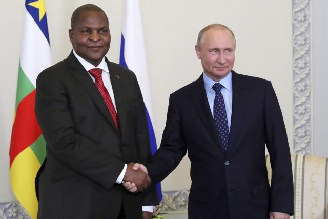 A Bangui, un pro-russe prend la tête du gouvernement inclusif: la RCA est-elle entrain de sortir du pré carré français ?