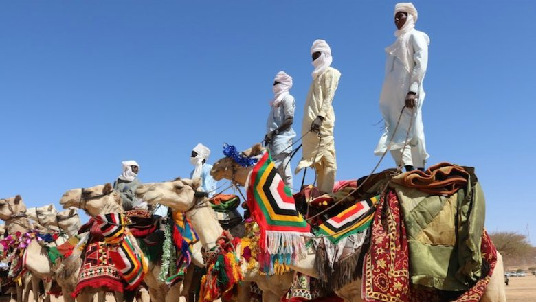 Tchad: lancement à Am-Djarass de la 5e édition du Festival International des Cultures Sahariennes (FICSA)