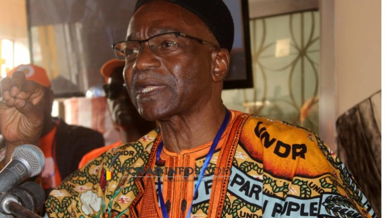 L'alternance politique, un mythe au Tchad: après 27 ans passés à la tête de l'UNDR, Saleh Kebzabo s'accroche et «rêve de vivre le départ de Déby du pouvoir»