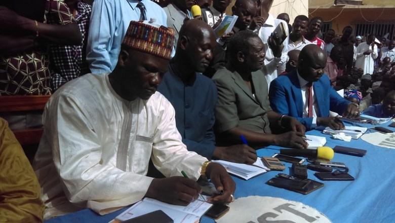 Un an après, la guerre des tranchées reprend entre les leaders du syndicat national des enseignants chercheurs du Tchad