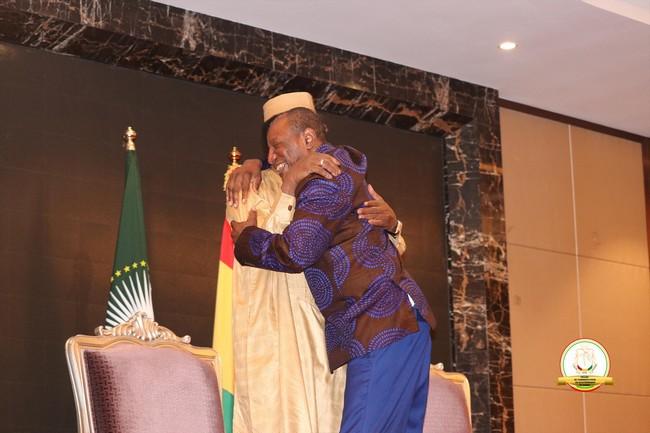 «En attendant que son fils prenne la relève»: Idriss Déby a-t-il fait une confidence à Alpha Condé sur l'avenir du Tchad ?