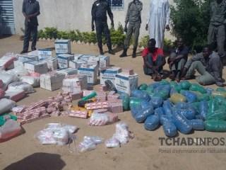 Qui a commandé au nom de l'armée tchadienne de la drogue d'une valeur de plusieurs milliards de francs CFA à partir de l'Inde ?