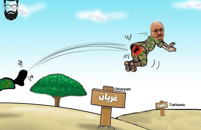 Khalifa Haftar aux abois ordonne d'attaquer les navires et intérêts turcs en Libye