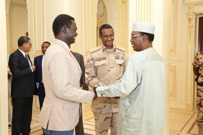 Tchad/Soudan: Idriss Déby reçoit en audience les chefs «Djandjawid» et «Toro-Boro» du Darfour