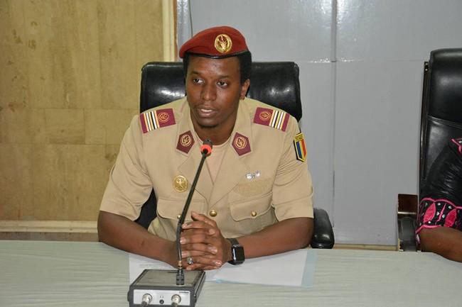 Tchad: le Colonel Abdelkerim Idriss Déby nommé directeur adjoint du Cabinet civil de la Présidence