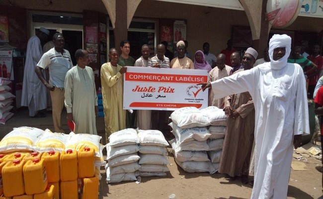Etat d'urgence au Tchad: en moins d'une semaine, le prix du sac de sucre de 50 kg a flambé de 40% à Abéché