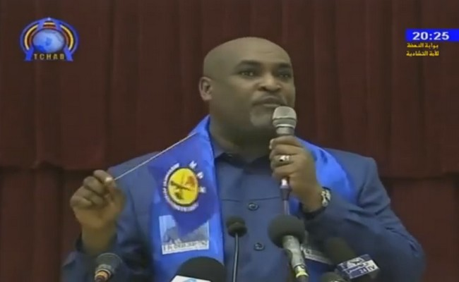 Tchad: viré du gouvernement, Aziz Mahamat Saleh prend la tête du parti au pouvoir