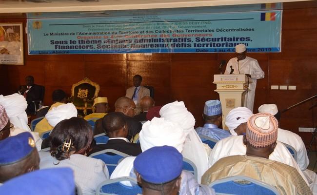 Au Tchad, le Président Idriss Déby rejette à nouveau le calendrier électoral proposé par la CENI