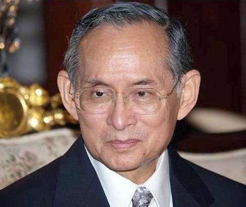 With deepest regret to the King of Thailand (1927-2016), a truly great man.
